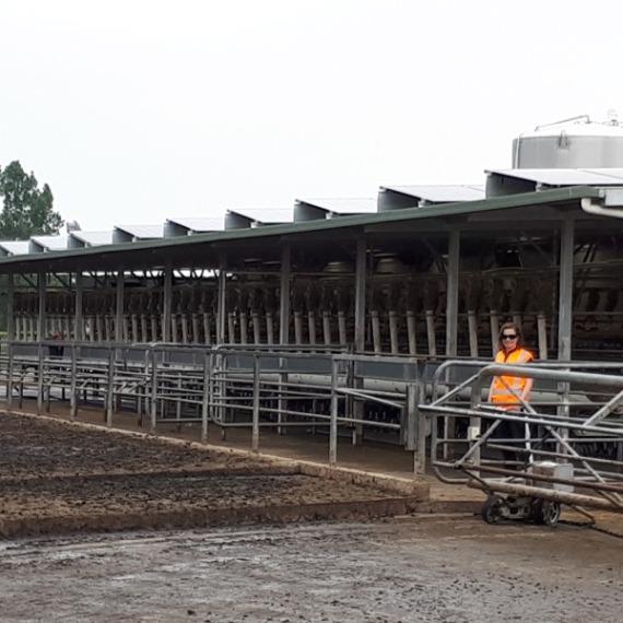 Pv Solar Roof Mount 30kw Arundel Projects Kea Energy